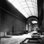 O Louvre na segunda guerra mundial